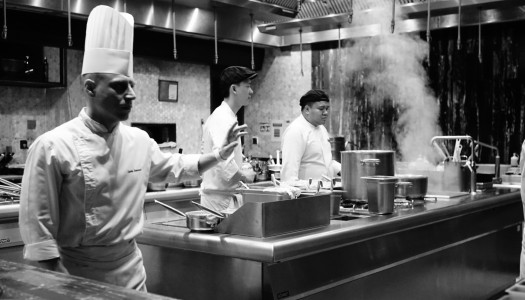Executive Sous Chef at Hilton and Double Tree Hotel Bangkok
