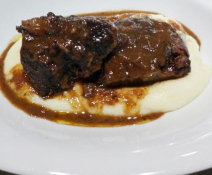 Braised-beef-cheek-with-potato-and-celery-root-puree